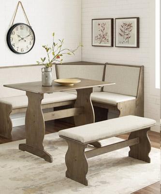 Кухонні дивани зі столом