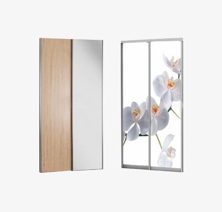 Двері шафи-купе