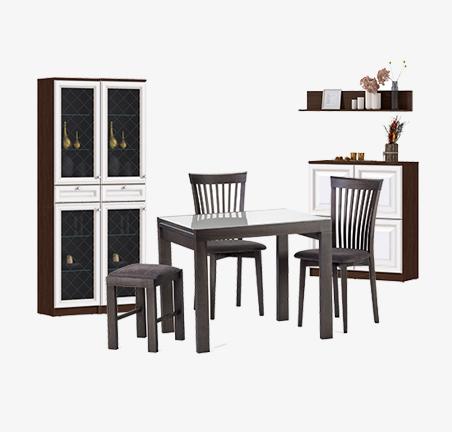 Столові кімнати