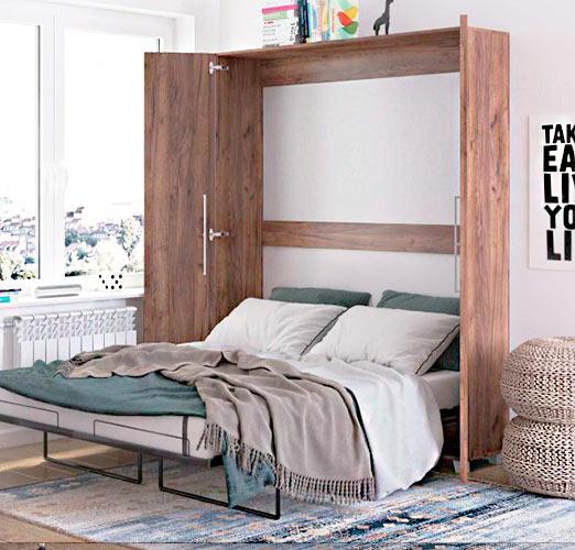 Ліжка-шафи