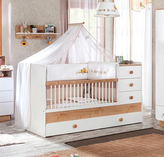 Ліжка для немовлят