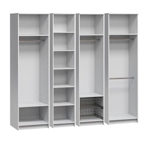 Модульні гардероби