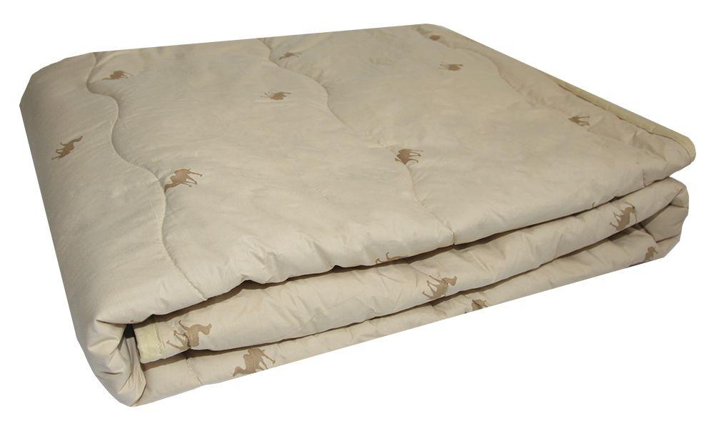 Фото Одеяло «Sahara» с верблюжьей шерстью 210*150 ТЕП - sofino.ua