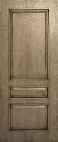 Фото Двери шпонированные Верона ПГ «Классика» 60 Дуб ретро Омис - sofino.ua