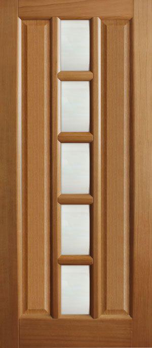 Фото Двери шпонированные Квадрат ПО «Стиль» 60 ДНТ Омис - sofino.ua