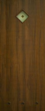 Фото Двери ламинированные «Сантехническая ПО+ф» 60 Омис - sofino.ua