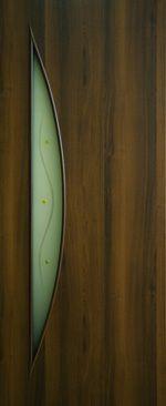 Фото Двери ламинированные «Парус2+ф» 60 Омис - sofino.ua
