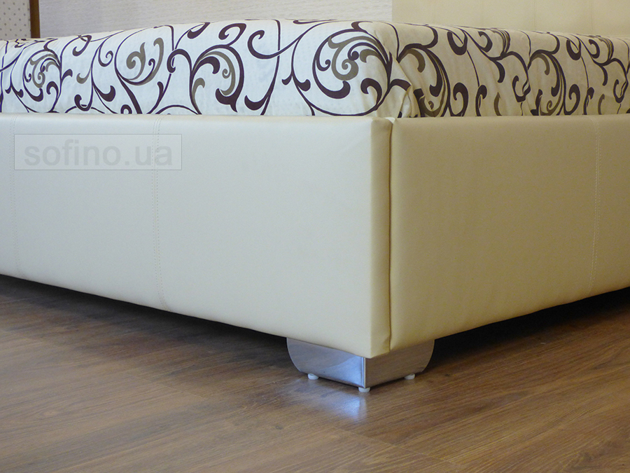 Фото Кровать «Гера» 140*200 с каркасом Novelty - sofino.ua