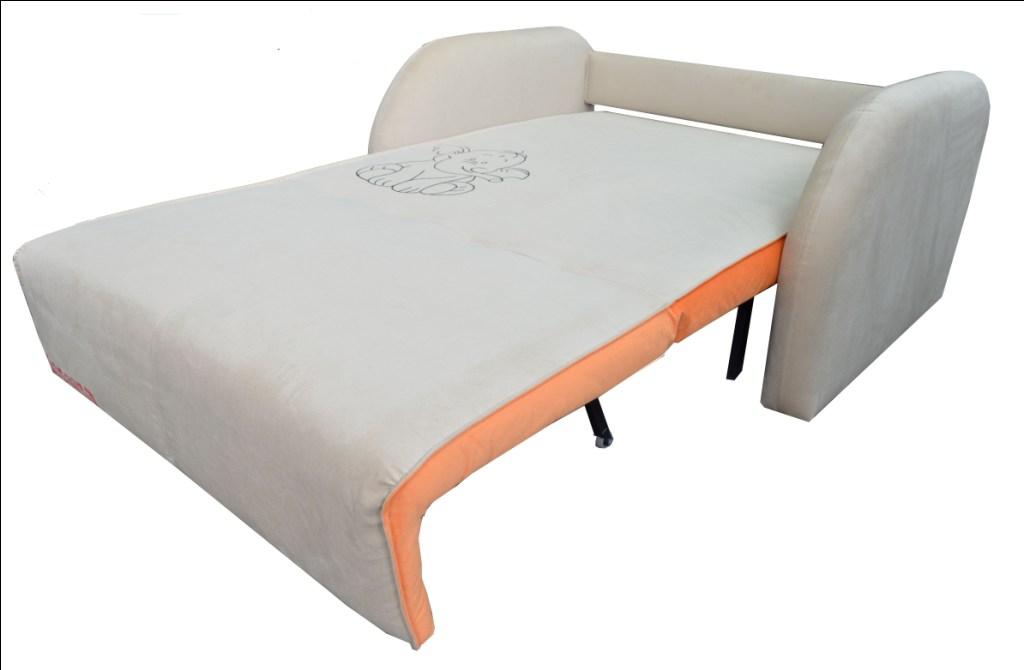 Фото Диван-кровать «Max-1 (02) 0,8 ППУ» Novelty - sofino.ua