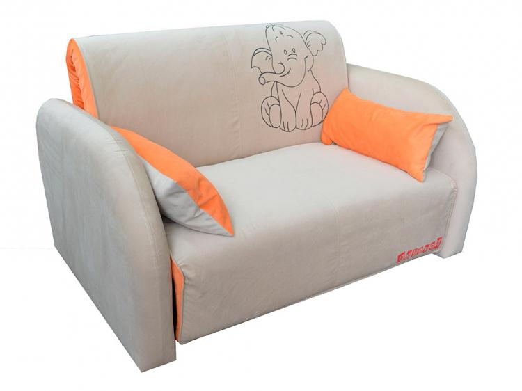 Фото Диван-кровать «Max-2 (02) 0,8 ППУ» Розпродажна позиція - SOFINO.UA