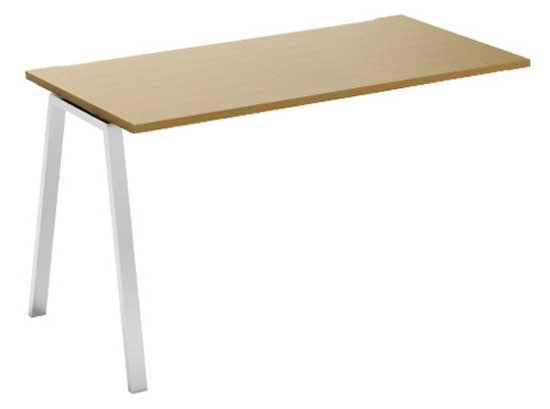 Фото Модуль стартовый стола письменного MN101V1 «Megan» 100 Nowy styl - sofino.ua