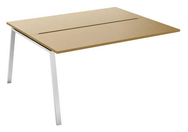 Фото Модуль стратовый стола письменного двухстороннего MN106V1 «Megan» 140 Nowy styl - sofino.ua