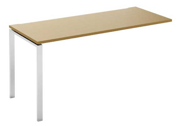 Фото Модуль стартовый стола письменного MN101W1 «Megan» 100 Nowy styl - sofino.ua