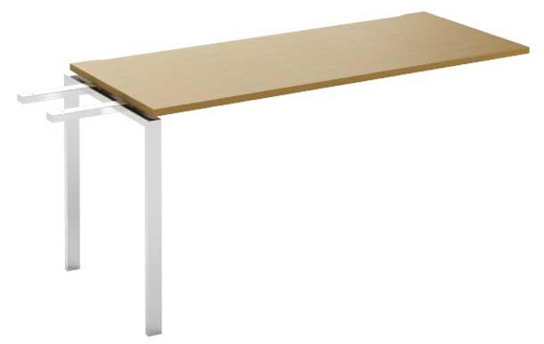 Фото Модуль промежуточный стола письменного MN101W2 «Megan» 100 Nowy styl - sofino.ua