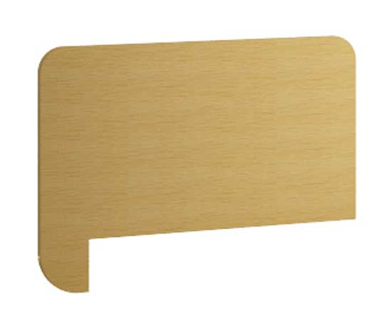 Фото Экран стола промежуточный MN525 «Megan» Nowy styl - sofino.ua