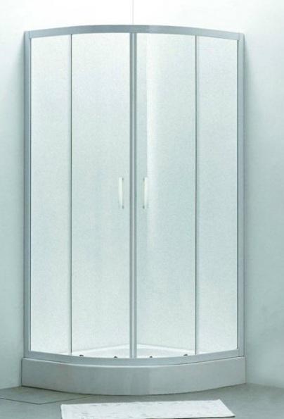 Фото Душевая кабина 29335 «TISZA» стекла+двери 90*185  - sofino.ua