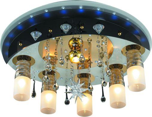 Фото Потолочный светильник 69000457 «LV153-06» Altalusse - sofino.ua