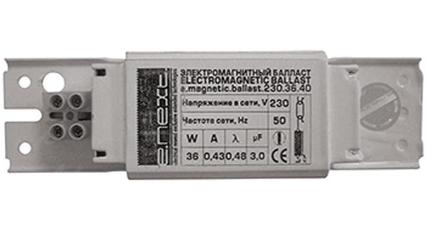 Фото Балласт электромагнитный 230.20 «l010015» Enext - sofino.ua