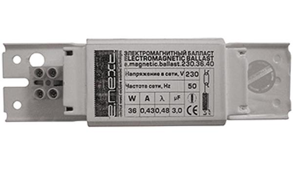 Фото Балласт электромагнитный 230.4.6.8 «l010012» Enext - sofino.ua