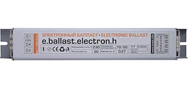 Фото Балласт электронный l.230.6 «l010002» Enext - sofino.ua
