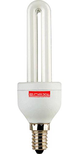Фото Лампа энергосберегающая e.save.2U.E14.13.6400 «180003» Enext - sofino.ua