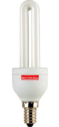 Фото Лампа энергосберегающая e.save.2U.E14.15.4200 «170006» Enext - sofino.ua