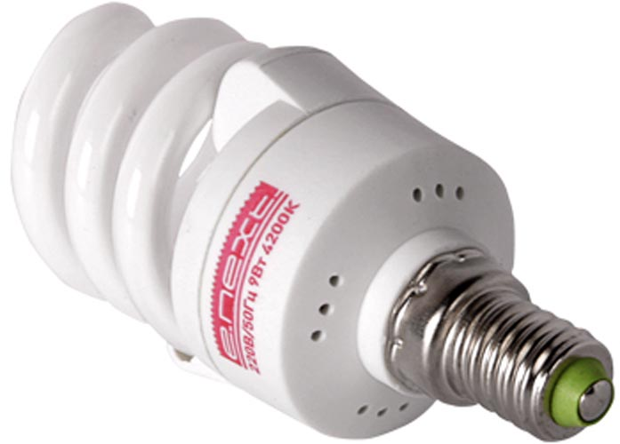 Фото Лампа энергосберегающая e.save.screw.E14.11.4200.T2 «l0260035» Enext - sofino.ua