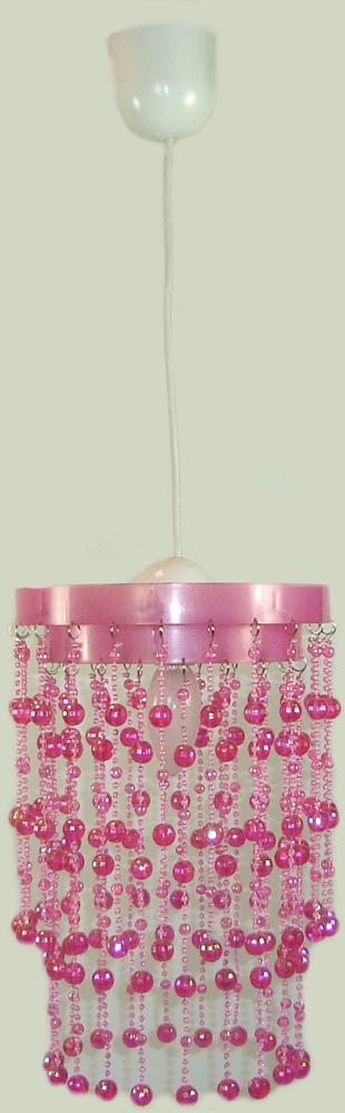 Фото Абажур 31-23028 «Lolly» розовый CND - sofino.ua
