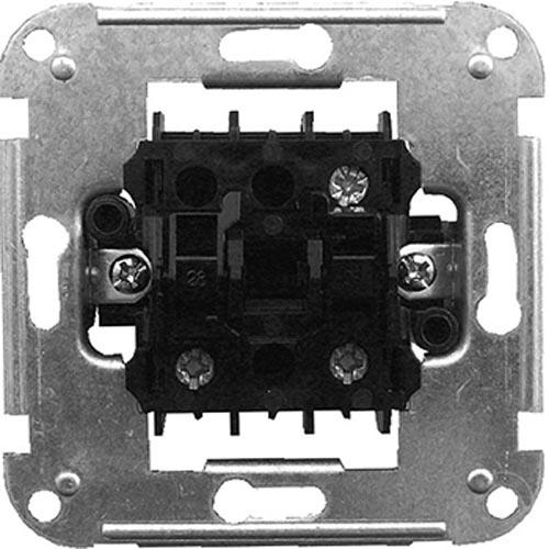 Фото Механизм выключателя двухклавишного e.mz.11122.2.sw «ins0010015» Enext - sofino.ua