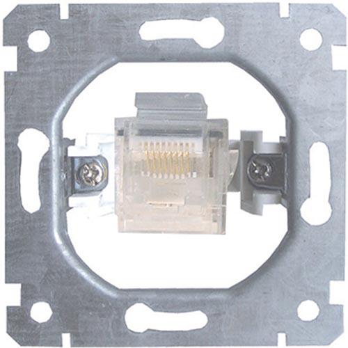 Фото Механизм одинарной компьютеной розетки e.mz.16112.rj.45 «ins0010033» Enext - sofino.ua