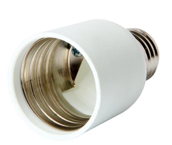 Фото Переходник e.lamp adapter.Е27/Е40.cer «s9100015» Enext - sofino.ua