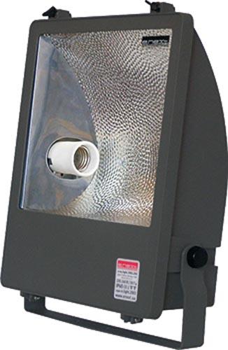 Фото Прожектор под металлогалогенную лампу e.mh.light.2003.400.black «l008005» Enext - sofino.ua