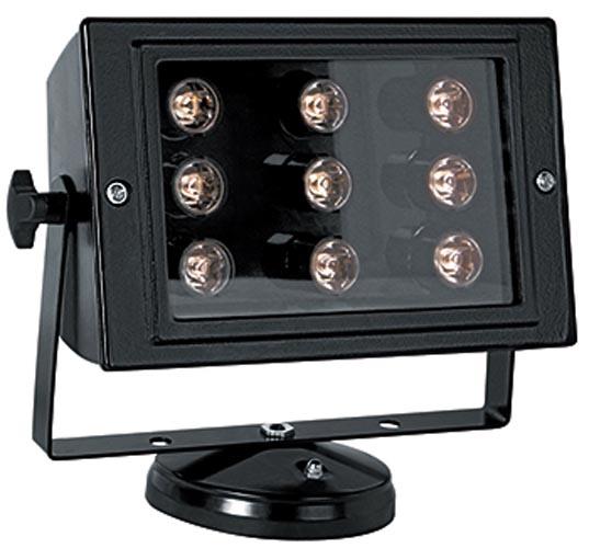 Фото Прожектор светодиодный e.light.LED.150.9.9.2700.black «l0800002» Enext - sofino.ua