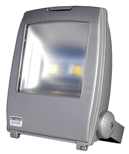 Фото Прожектор светодиодный e.light.LED.TGD.2.80.4200.grey «l0800013» Enext - sofino.ua