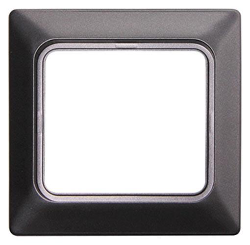 Фото Рамка для влагозащищенной розетки e.lux.12094L.1.fr.wp.antracite «ins0040087» Enext - sofino.ua