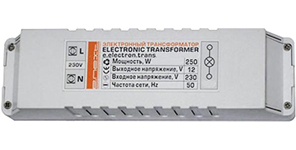 Фото Трансформатор e.trans.electron.230.12.210 «l011004» Enext - sofino.ua