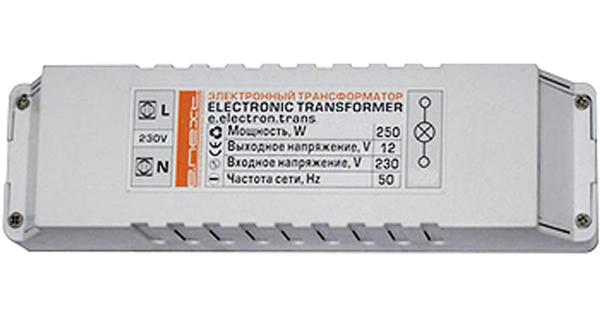 Фото Трансформатор e.trans.electron.230.12.60 «l011001» Enext - sofino.ua