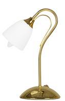 Фото Лампа настольная 41-72613 «Balerina» золото CND - sofino.ua