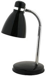 Фото Лампа настольная 41-82285 «Bora» черный CND - sofino.ua