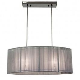 Фото Лампа подвесная 32-10066 «Artemis» серебряный CND - sofino.ua