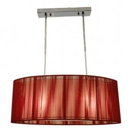 Фото Лампа подвесная 32-10059 «Artemis» красный CND - sofino.ua