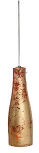 Фото Лампа подвесная 31-85293 «Butelka» 14 красный/золото CND - sofino.ua