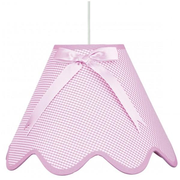 Фото Лампа подвесная 31-04642 «Lola» 40 розовый CND - sofino.ua