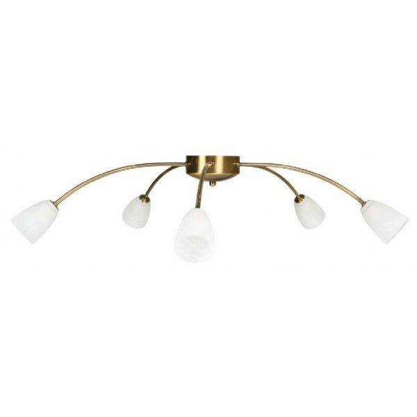 Фото Лампа подвесная 35-84357 «Parma» никель CND - sofino.ua