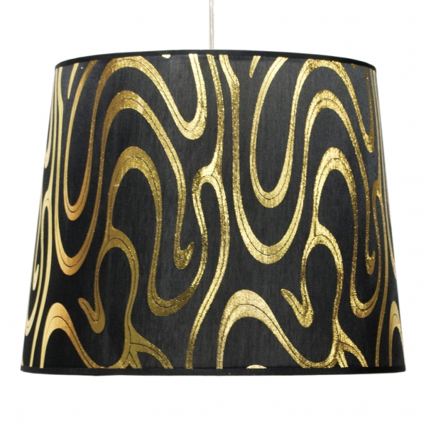 Фото Лампа подвесная 31-94448 «Tiger» 26 черный CND - sofino.ua