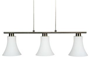 Фото Лампа подвесная 33-02849 «Veneto» никель CND - sofino.ua