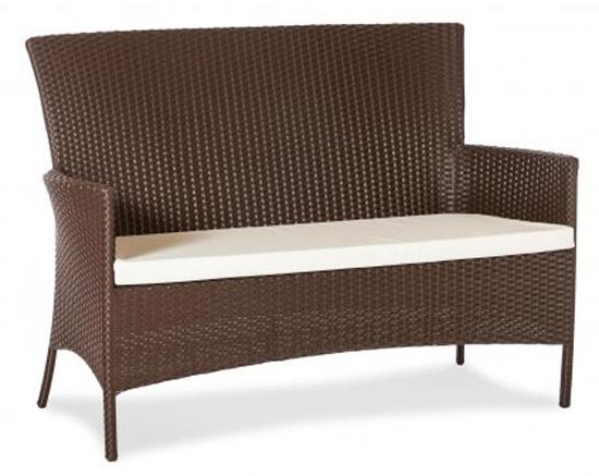 Фото Диван «Милано» 70*135.5 с подушкой для сидения Terico - sofino.ua