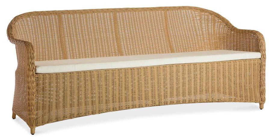 Фото Диван «Севилья» №3 с подушкой для сидения Terico - sofino.ua
