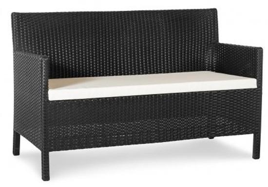 Фото Диван «Кипр» 70*128 с подушкой для сидения Terico - sofino.ua