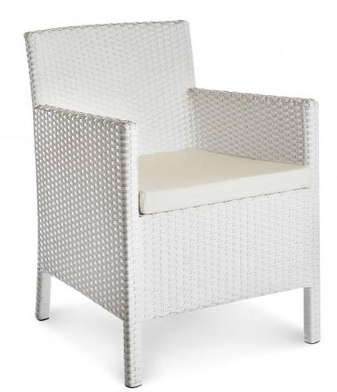 Фото Кресло «Кипр» 67.5*58 с подушкой для сидения Terico - sofino.ua
